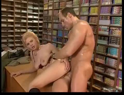 Sex video library