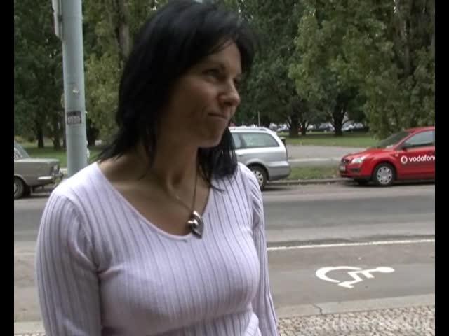 Czech Street Porno