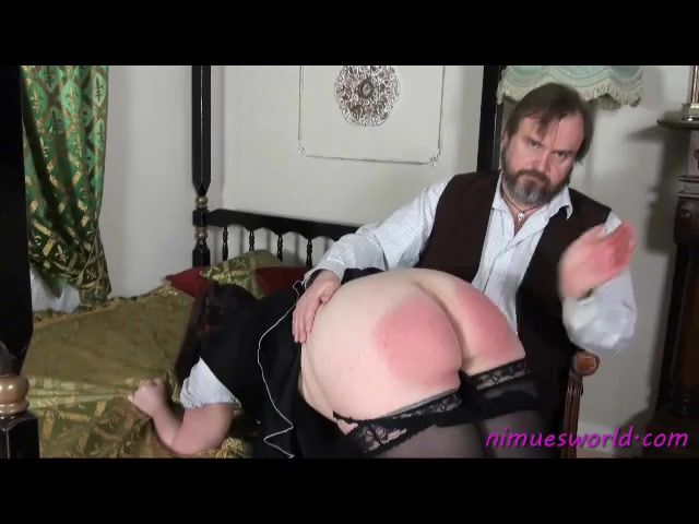 Fat french maid porn