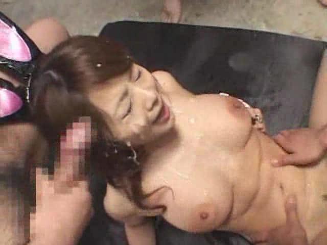 clips Japanese bukkake movie