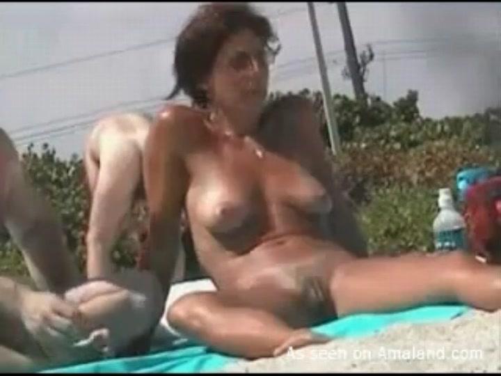 Beach Voyeur Porn
