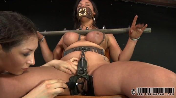 clips bondage Free woman
