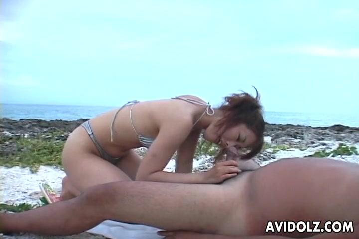 bikini japan Beach