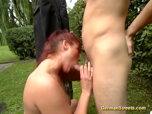 Amateur German Couple Anal