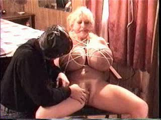 Confirm. big tits bondage video with you