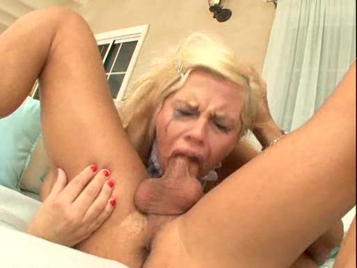Blonde whores deepthroat gag think, that