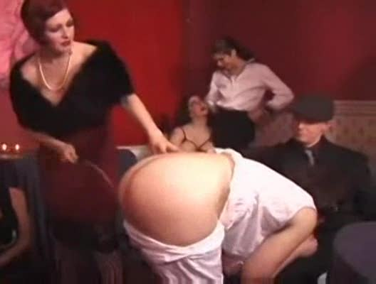 Spanking compilations