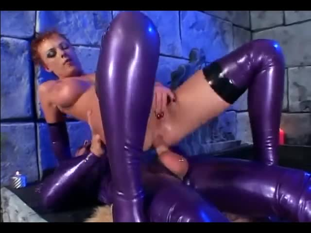 Fetish Latex Porn